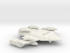 3125 Scale Orion Gunboat/PF Tender (PFT) CVN in White Natural Versatile Plastic