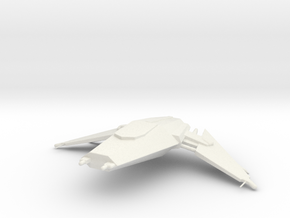 Reman Bird Of Prey in White Natural Versatile Plastic