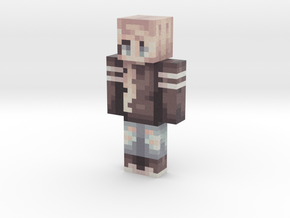 BlackWolfShae | Minecraft toy in Natural Full Color Sandstone