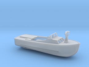 1/144 Scale 36 ft LCP(L) Mk 2 USN in Smooth Fine Detail Plastic