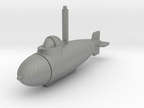 (1:144) Kleiner Delphin German Submarine in Gray PA12