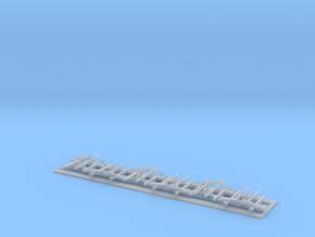 1/87 Z/U/Gw/004 in Smoothest Fine Detail Plastic