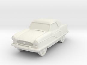 1956 Nash Metropolitan in White Natural Versatile Plastic
