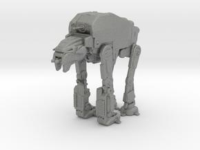 Star Wars Gorilla Walker 6mm Epic miniature in Gray PA12