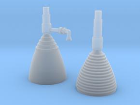 Topping Gemini Titan Bells  in Smooth Fine Detail Plastic