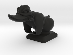 Convoy Duck 1\10 in Black Natural Versatile Plastic: 1:10