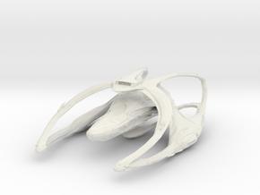 Andromeda in White Natural Versatile Plastic