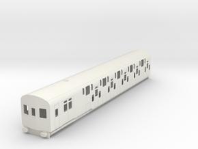0-43-bulleid-dd-emu-driver-coach in White Natural Versatile Plastic