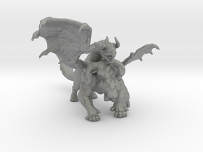 Chaos Chimera DnD miniature games rpg dungeons in Gray PA12