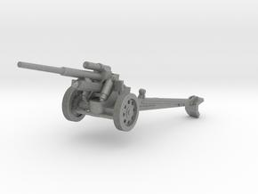 1/144 10.5 cm schwere Kanone 18 (10.5 cm sK 18) in Gray PA12