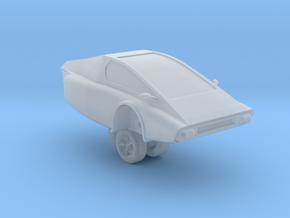 1-87 Scale Tri-Magnum Kit-Car in Smooth Fine Detail Plastic