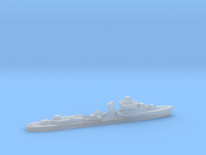 Brazilian Araguari destroyer 1:3000 post WW2 in Smoothest Fine Detail Plastic