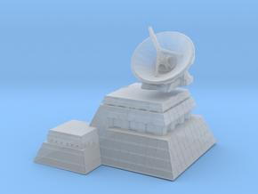 Wargames radar base in Smooth Fine Detail Plastic