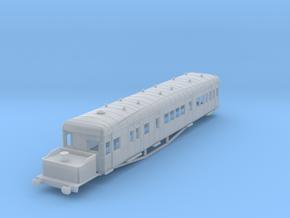 o-152fs-gsr-clayton-steam-railcar-scheme-A in Smooth Fine Detail Plastic