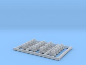 1/700 DKM Naval Mine Set x20 in Smooth Fine Detail Plastic