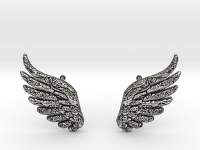 wings_stud_V2.1.2 in Antique Silver