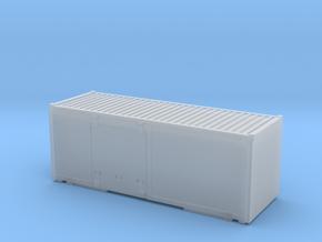 Post Wechselbehälter in Smooth Fine Detail Plastic: 1:150