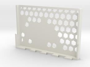 Box - V4_03-1_BACK_1 in White Natural Versatile Plastic