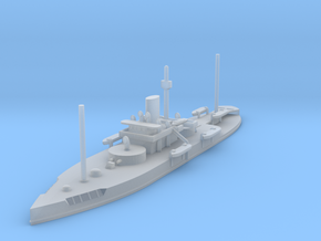 1/1250 Petr Veliki Turret Ship in Smooth Fine Detail Plastic