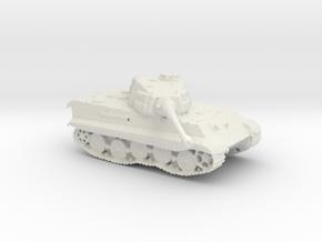 PM3D King Tiger2-base3d2 in White Natural Versatile Plastic