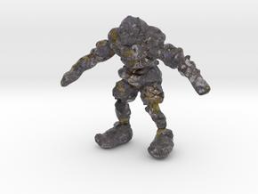 Mountain Troll in Full Color Sandstone