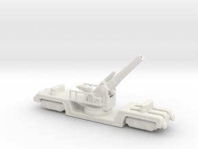 BL 12 inch howitzer Mk 3 1/160   in White Natural Versatile Plastic