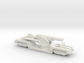 BL 12 inch howitzer Mk v 1/200  in White Natural Versatile Plastic
