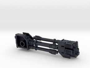 Dreadnought Autocannon arms, 28mm v1.3 in Black PA12