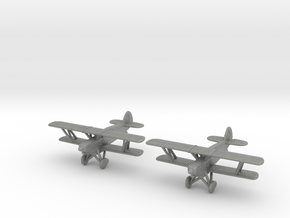 1/200 Avia B-534 (x2) in Gray PA12