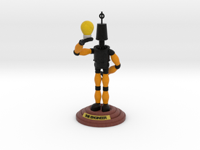 boOpGame Shop - The Engineer in Full Color Sandstone