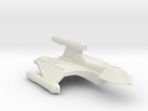 3788 Scale Klingon SparrowHawk+ Light Cruiser RKL in White Natural Versatile Plastic