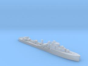 HMS Havant class destroyer 1:1800 WW2 in Smoothest Fine Detail Plastic