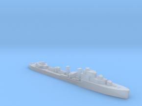 HMS Havant class destroyer 1:3000 WW2 in Smoothest Fine Detail Plastic