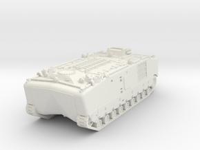 LVTP-5 A1 1/76 in White Natural Versatile Plastic