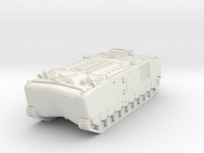 LVTP-5 A1 1/56 in White Natural Versatile Plastic