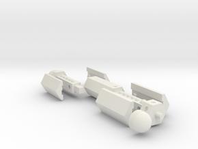M.I.B. International Neuralyzer in White Natural Versatile Plastic