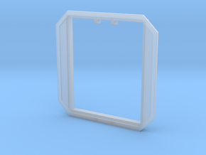 RhB Distant signal - frame in Smooth Fine Detail Plastic