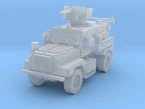 MRAP Cougar 4x4 early 1/200 in Smooth Fine Detail Plastic
