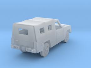 Nissa-Patrol-ML-6-H0-CAPOTA-CERR-proto-01 in Smoothest Fine Detail Plastic