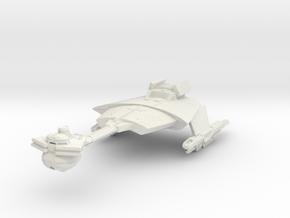 DSC Klingon L-9 Sabre Class Frigate in White Natural Versatile Plastic