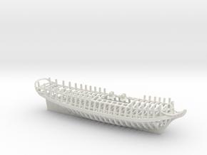 HMS Surprise (1794) 1/350 in White Natural Versatile Plastic