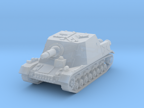 Brummbar mid 1/144 in Smooth Fine Detail Plastic