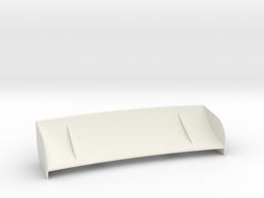 Jomurema - Aileron v2 in White Natural Versatile Plastic