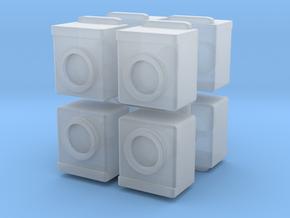 Washing Machine (x8) 1/200 in Smooth Fine Detail Plastic