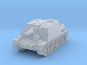 Brummbar late 1/144 in Smooth Fine Detail Plastic