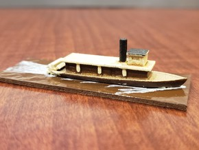 1/600 Generic ACW Tug (Paddle Wheel) in White Natural Versatile Plastic
