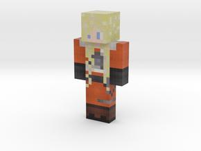 11skywalkerGAME | Minecraft toy in Natural Full Color Sandstone