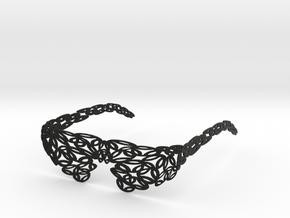 Gyrate Shades in Black Premium Versatile Plastic