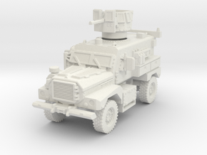 MRAP Cougar 4x4 late 1/76 in White Natural Versatile Plastic
