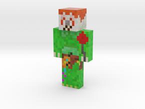 KaloyanKKS   Minecraft toy in Natural Full Color Sandstone